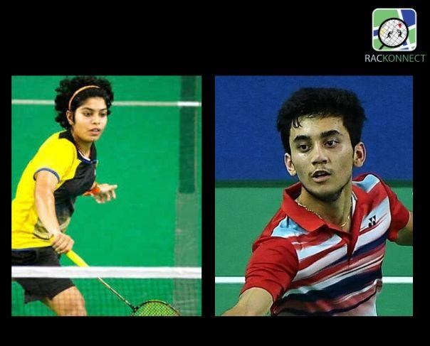 upcoming badminton stars in india