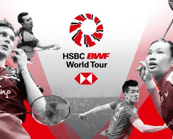 HSBC World Tour Finals 2019