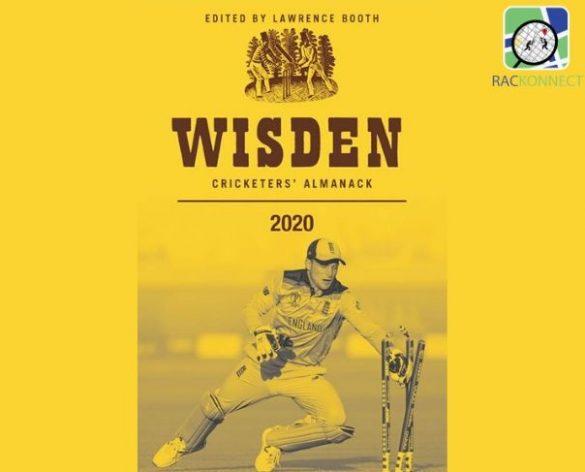 2020 Wisden Cricketers
