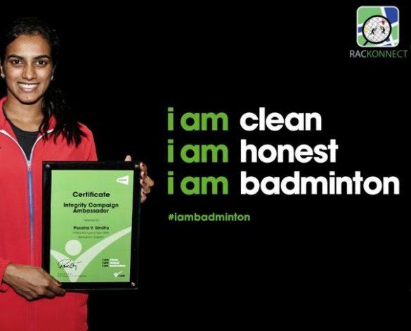 i am badminton