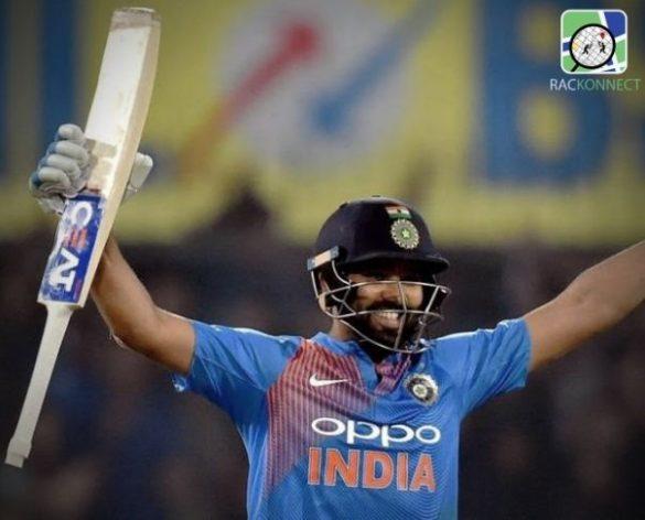 Rohit Sharma's Top 5 T20I