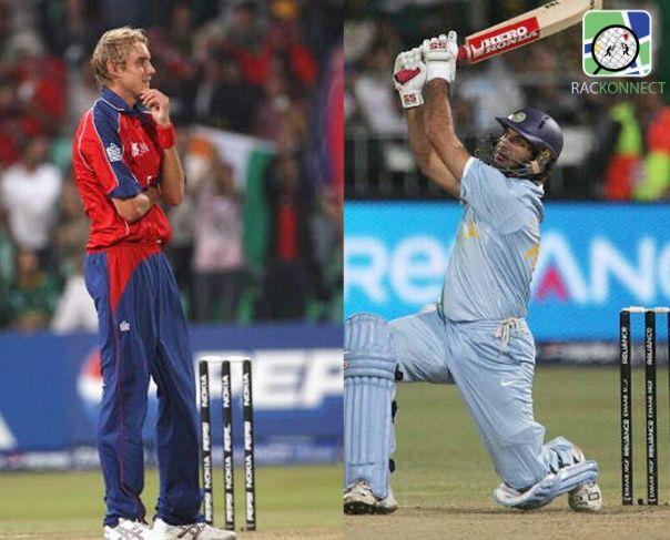 What led to Yuvraj Singh's six sixes against Stuart Broad? Yuvi reveals himself!