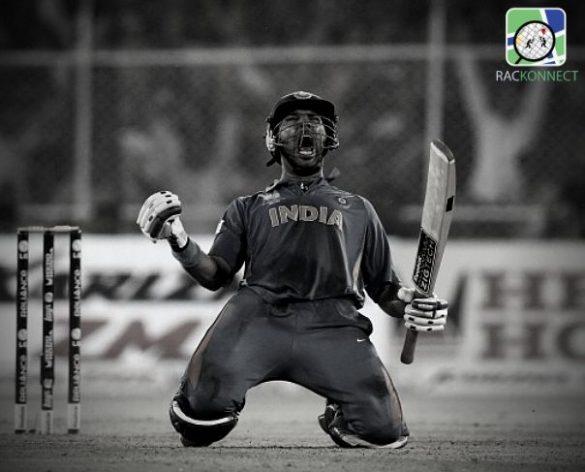 Yuvraj Singh's top four T20 knocks