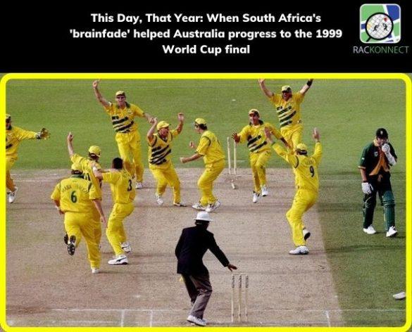 1999 World Cup final